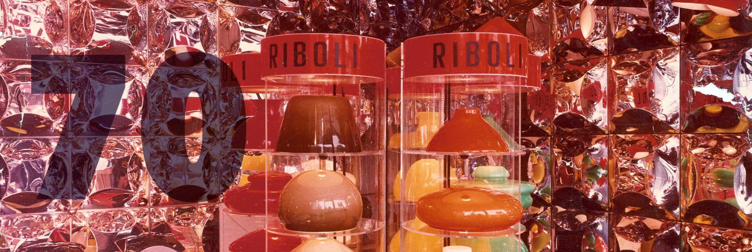 Riboli Pai anni '70